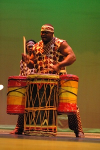 Mangue Sylla, Dununist from Guinea