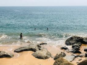 Swimming in the Atlantic