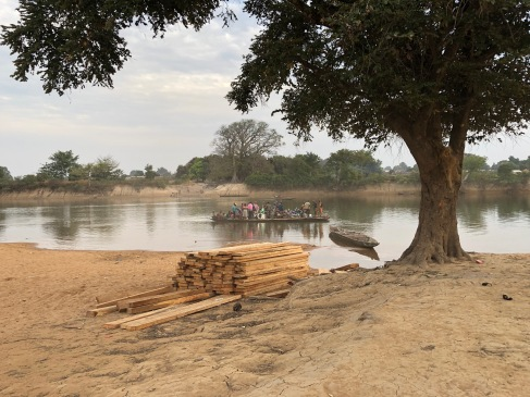 The Niger or Djoliba River